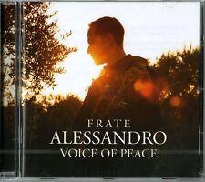 FRATE ALESSANDRO - VOICE OF PEACE -  CD  NUOVO SIGILLATO