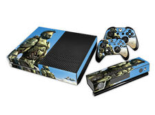XBox One Console and Controller Skins -- Halo 4 (#146)