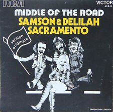 """SP 45T Middle of the road  """"Samson & Delilah"""" - (TB/TB)"""