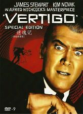 "NEW DVD "" Vertigo ""  James Stewart, Kim Novak"