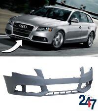 Nouveau Audi A4 B8 2008 - 2011 Pare Choc avant sans Feu Rondelle et Pdc Trous
