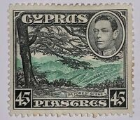 Travelstamps:1938-1951 Cyprus Stamps Sc #159, Mint, Original Gum Hinged