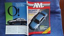 AM 1994,fiat punto cabrio,mazda mx-5 1.8,volvo 850 t5,maserati ghibli,celica #f