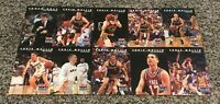Chris Mullin 1992 Skybox USA Basketball 10 Card Factory Uncut Sheet Rare!