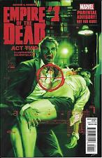 Empire of the Dead Act  # 1 NM+ Marvel TV Show George A Romero