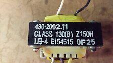 430-2002.11 Class 130(B)Z150H E154515  LEI-4  Output Transformer
