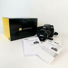 Nikon Coolpix P900 Nikkor 83X Wide Optical Zoom ED VR 4.3-357mm 1:2.8-6.5 BK/JP