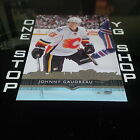 2014 15 UD YOUNG GUNS 211 JOHNNY GAUDREAU RC +FREE COMBINED S&H