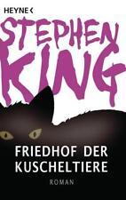 Friedhof der Kuscheltiere von Stephen King (2011, Taschenbuch), UNGELESEN