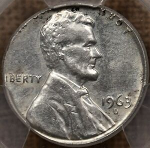 1963 P /& 1963 D BU ROLLS LINCOLN CENTS-$3500-$4000-$14500 /> 1 ORDER GETS BOTH