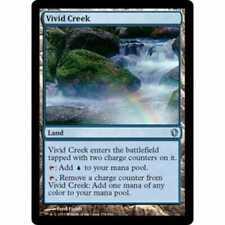 MTG COMMANDER 2013 * Vivid Creek