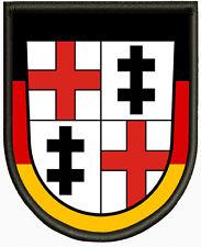 Wappen von Merzig Aufnäher, Pin, Aufbügler