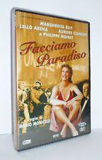 FACCIAMO PARADISO - DI MARIO MONICELLI - CON MARGHERITA BUY - DVD SIGILLATO