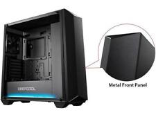 DEEPCOOL Gamer Storm EARLKASE RGB-ATX Mid Tower Computer Case Tempered Glass Exp