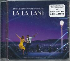 La La Land Original Motion Picture Soundtrack (Justin Hurwitz) CD '16 (SEALED)