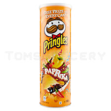PRINGLES Paprika Potato Chips 165g 5.3oz