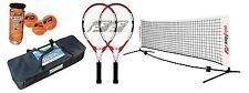 Mini Tennisnetz mit Zubehör Kinder Tennisnetz