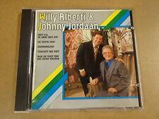 CD / WILLY ALBERTI & JOHNNY JORDAAN