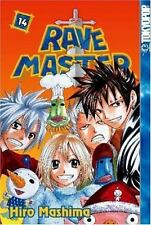 Rave Master-ExLibrary