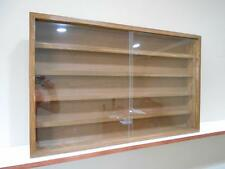 Showcase, Wall Display case cabinet shelfs for collectibles (cars, lego ,others)