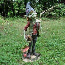 Extra Large Pixie Sculpture Magical Garden Ornament Figurine Elf Statue 67cm