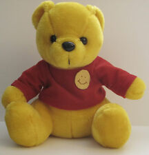Stuffed Toy Teddy Bear with Red Jacket 9in