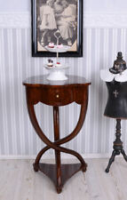 Console Baroque Wood Console Telephone Table Hallway Wall Antique Console Table