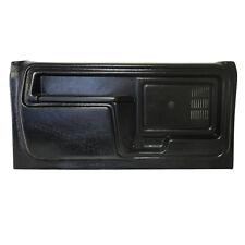 "Ford Door Panel Set Black ""E"", 1980-86, F100 - F150 - F250, Bronco FREE SHIPPING"