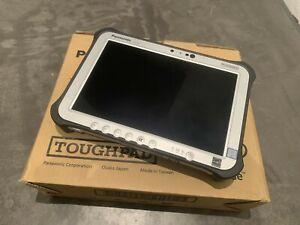 Panasonic Toughpad FZ-G1 FZ-G1U1099VM Core i5 7300U 8GB RAM 256GB SSD Rugged
