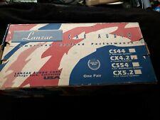 New listing Rare Old School Lanzar Cx4.2 Car Stereo Speakers bi-amp Audio Seperates Coax Usa