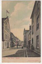 Fore Street Seaton Devon 1907 Chapman Postcard 561b