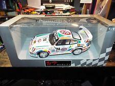 UT Models 1996 Porsche 911 GT2 STP #74 1:18 diecast Stuck NEW