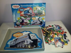 Complete Thomas the Tank Engine & Friends 4 in a Box Jigsaw Puzzle, Ravensburger