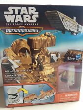 Star Wars Micromachines Stormtroopers Play Set