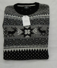 Christmas Crew Neck Jumpers & Cardigans for Men NEXT