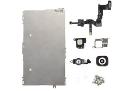 iPhone 5c LCD Full Spare Repair Set Parts with Free Tools - Home Button - BLACK