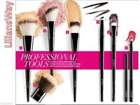 AVON MAKEUP BRUSHES/TOOLS/SPONGES~VARIOUS~ALL NEW & SEALED~CLEARANCE SALES
