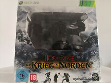 Xbox 360 Lord of the Rings: Der Krieg in Norden - Collector's Edition