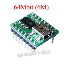 JQ650 64Mbit Mini U-disk Audio Player TF Card MP3 Sound Voice Module Arduino