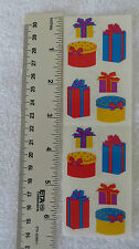 Mrs Grossman PRESENTS - Strip with Stickers of Presents Ready For Giving