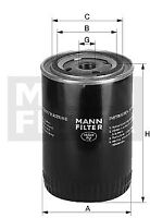 Mann & Hummel Oil Filter W 940/37 - BRAND NEW - GENUINE - 5 YEAR WARRANTY