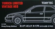 Tomica Tomytec Vintage Neo HONDA Civic Type R 1:64 HK Edition DIECAST CAR WHITE