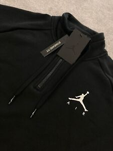 NEW Mens Nike Air Jordan Jumpman Fleece 23 HZ Pullover Top AJ Ltd Ed Retro M -XL
