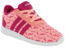 Calzado de niña zapatillas deportivas rosa adidas