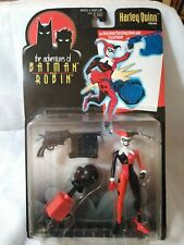 Harley Quinn The Adventures of Batman and Robin Figure Kenner 1997 NIB 90's