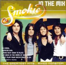 SMOKIE - IN THE MIX - THE GREATEST HITS ...MIXED NONSTOP (NEW SEALED CD)