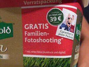 Studioline Gutschein von Kerrygold für ein Familien-Fotoshooting Wert 39 €