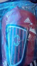 Adidas Shinpads Predator AC Milan Talla Grande Aprox 5 de 11 a 6 ft 3 Nuevo
