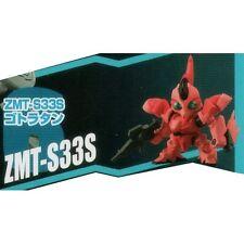 SD Gundam Warrior NEXT 18 Gashapon - ZMT-S33S Gottrlatan