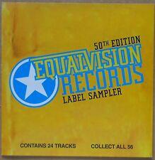 Equalvision Records - Label Sampler - CD